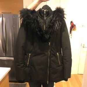 Mackage fitted down jacket